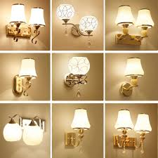 Bedroom Wall Mounted Reading Lamp Popular Glass Sconce Buy Cheap Glass Sconce Lots From China Glass
