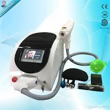 1064 532 1320nm q switched nd yag laser tattoo removal machine wax