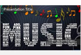 music powerpoint template free 4921 free powerpoint music