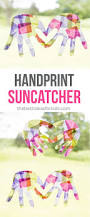 handprint suncatcher the best ideas for kids