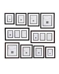 our silhouette photo frame collage display ideas blog photo
