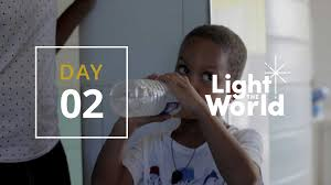 light the world celebrate the life of jesus christ the light of