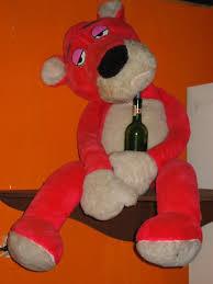 fat drunk version pink panther photo