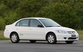 used 2005 honda civic natural gas pricing for sale edmunds