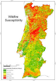 Wildfire Map America by The Impact Of An Ever Changing Territory On Wildfire Hazard