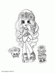 shopkins coloring pages limited edition baby swipes