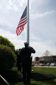 Fallen Officer Flag Memorial Service For Fallen Officers Rplc
