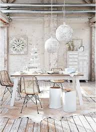 deco chambre shabby salon shabby chic contemporain
