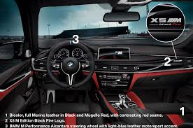 Bmw X5 Red - bmw introduces black fire edition x5 and x6 m automobile magazine