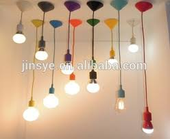 Pendant Light Socket Led Diy Silicone Pendant Light Socket With Ceiling For Edison