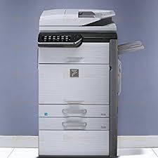 A3 Filing Cabinet Amazon Com Sharp Mx 5111n Color Laser Printer Copier Scanner