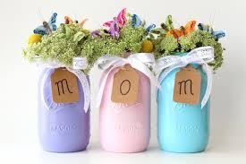 Mason Jar Vases Video Mother U0027s Day Diy Mason Jar Vases Tutorial Papermart Com