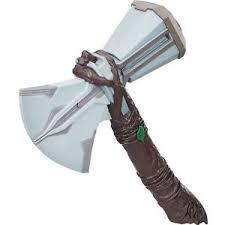 avengers 3 infinity war thor stormbreaker hammer ultimate mjolnir