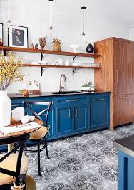 are blue cabinets trendy 25 beautiful and inspiring blue kitchens shelterness