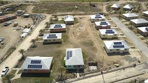 project houses 06 06 17 pv energy supports housing project in antigua u0026 barbuda