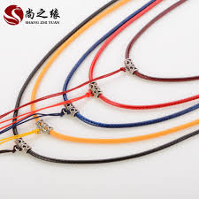 braided rope necklace images China wax string necklace china wax string necklace shopping jpg