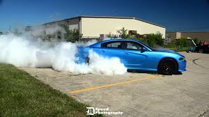 charger hellcat burnout dodge charger hellcat burnout youtube
