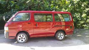 hiace toyota hiace bus for sale in kingston jamaica buses