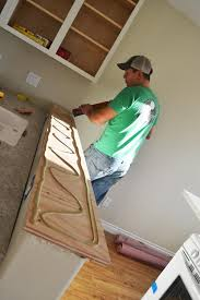 How To Install A Laminate Kitchen Countertop - installing laminate countertops ana white woodworking projects