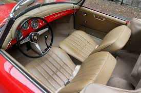 porsche speedster interior car picker porsche 356 interior images