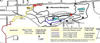 Michigan Orv Trail Maps by Trails U2013 Miners Memorial Heritage Park