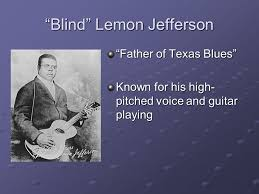 Blind Blues Guitar Player Important People Wc Handy Robert Johnson Bessie Smith Ppt Video