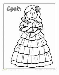sweden flag coloring page preschool multicultural unit
