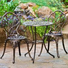 furniture cast aluminum outdoor furniture uk aluminium patio