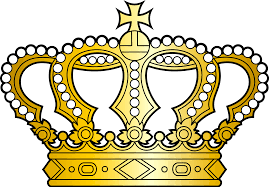 file georgian golden crown with pearls and cross svg wikimedia