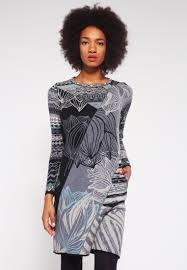 kooi knit katalog women dresses kooi jumper dress grey koi