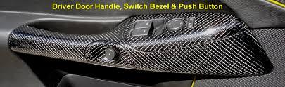 carbon fiber corvette parts lamination c6 corvette black carbon dashes