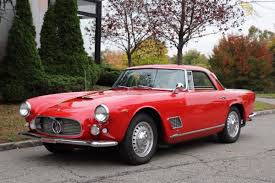 maserati red classic 1961 maserati 3500 gt coupe for sale 3069 dyler