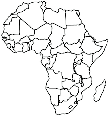 africa map drawing africa coloring pages coloring pages coloring pages line drawings