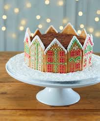Christmas Cake Decorating Blog by How To Make A Gingerbread House Cake Hobbycraft Blog