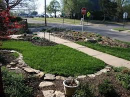 garden edging stones home depot garden lowes garden edging brick