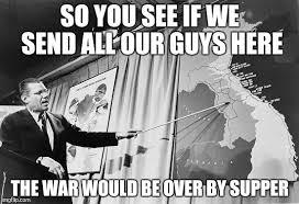mcnamara gulf of tonkin vietnam war yemen false flag memes imgflip