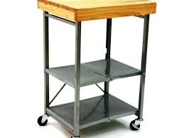 ikea rolling cart ikea metal rolling cart image of butcher block top 3 tier metal