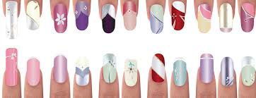spa manicure and pedicure gel nails acrylic nails