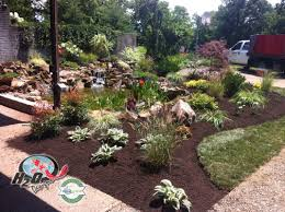 Idea For Backyard Landscaping by Backyard Pond Ideas For Your Landscape Lexington Kentucky Ky