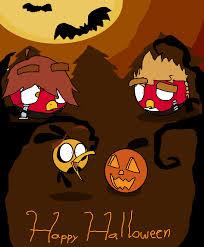 angry birds star wars happy halloween by nightwishlunacz on