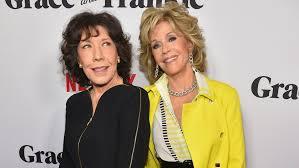 Seeking Renewed Season 3 Grace And Frankie Renewed Tomlin Fonda Comedy Back