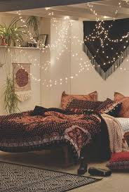 Christmas Light Decoration Ideas by 25 Best Fairy Lights Ideas On Pinterest Room Lights Bedroom