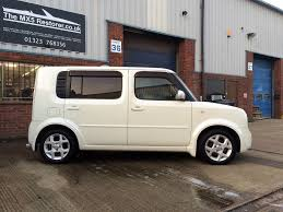 nissan cube 2016 2006 nissan cube 7 seater 86 000 miles sold sussex