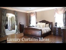 luxury drapery interior design luxury curtains ideas for custom drapes in a master bedroom