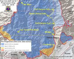 Map With Labels Dan U0027s Hiking Pages Mt Bliss Via Van Tassel Road