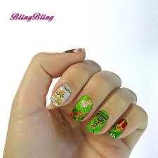 deer nail art image collections nail art designs