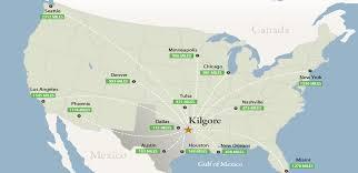 kilgore map national map kilgore economic development corporation