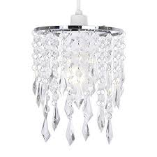 Clear Acrylic Chandelier Modern Clear Acrylic Chandelier Ceiling Light L Shade Pendant