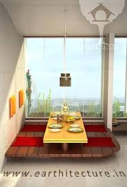 floor seating dining table low seating dining table a requirement indian floor seating dining