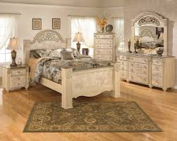 king poster bedroom set bedroom home styles naples white king poster the depot bedroom